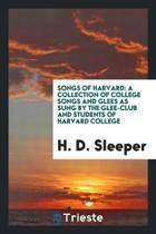 Songs of Harvard