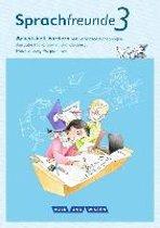Sprachfreunde 3. Schuljahr. Inklusion. Ausgabe Nord
