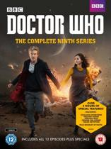 Doctor Who-Complete Series 9 (Import)