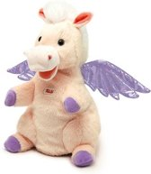 Trudi Handpop Pegasus 25 Cm Roze