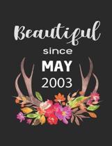Beautiful Since May 2003