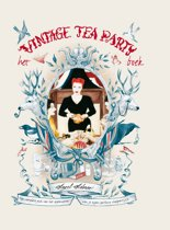 Het vintage tea party boek