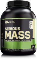 Optimum Nutrition Serious Mass - 2.724 kg - strawberry