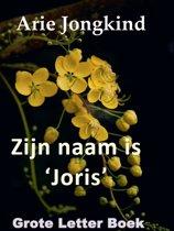 Zijn naam is 'Joris'