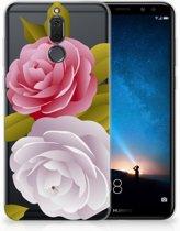Huawei Mate 10 Lite Uniek TPU Hoesje Roses