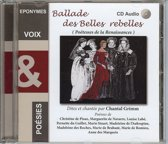 Grimm Chantal / Ballade Des Belles