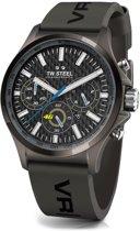 TW Steel VR46 Yamaha Racing TW935 - Horloge - 45 mm - Staal - Zwartkleurig