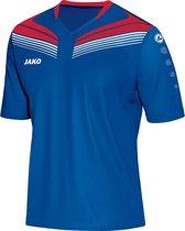 Jako Shirt Pro KM - Sportshirt -  Heren - Maat S - Blauw