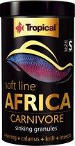TROPICAL Softline Africa carnivore S 150gr/250ml