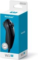 Nintendo Nunchuk Controller Zwart Wii