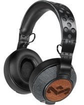 House of Marley Liberate XL - Bedrade over-ear koptelefoon - Midnight