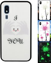 BackCover Magic Glass voor Samsung A2 Core Hart