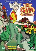Grote Vriendelijke Reus (dvd)