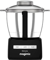 Magimix Multifunctionele Patissier - Cooking Processor - Zwart