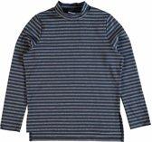 Blauwe meisjes t-shirt NITJIMALI Name-it - 134/140
