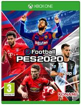 Cover van de game eFootball PES 2020 - Xbox One