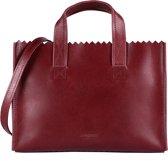 MYOMY My Paper Bag Mini Dames Handtas - Rood