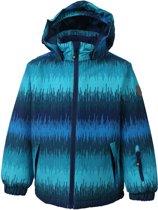 Color Kids Dikson Wintersportjas - Maat 98  - Unisex - blauw