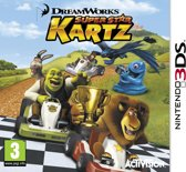 Dreamworks: Super Star Kartz - 2DS + 3DS
