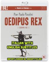 Oedipus Rex (import) (blu-ray)