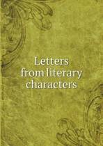 Letters from Literary Characters