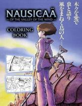 Nausicaa of the Valley of the Wind Coloring Book