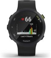 Garmin Forerunner 45 - GPS Sporthorloge met hartslagsensor - Large - Zwart