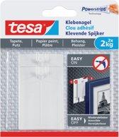 Klevende spijker Tesa voor behang en pleisterwerk 2 kg