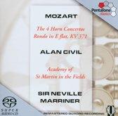 Mozart: 4 Hornkonzerte Kv 371