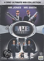 Men In Black 1 & 2