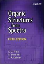 Organic Structures From Spectra 5E
