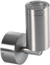 Led Buitenwandlamp (Roestvrij Staal) - 230 V - Ip44
