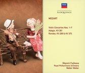 W.A. Mozart - Violin Concertos 1-7