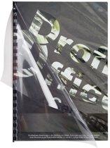 schutbladen ProfiOffice A4 200 micron 100 stuks transparant