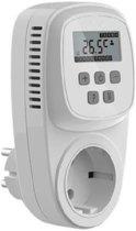 Infrarood verwarming thermostaat PENAARDE / panelen PLUG-IN programmeerbaar TC-300 NL Quality Heating