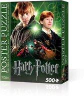 Wrebbit Poster Puzzle - Ron Weasley 500 stukjes