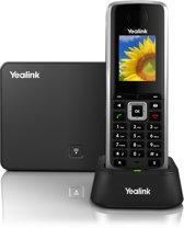 Yealink W52P - Single DECT telefoon - Zwart