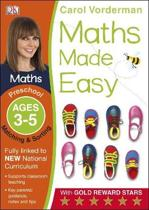 Maths Made Easy Matching And Sorting Preschool Ages 3-5
