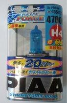 PIAA Xtreme Force H4 motorfiets lamp, 1 stuk