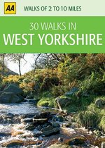 AA 30 Walks in West Yorkshire