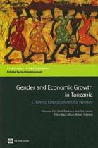 Gender and Economic Growth in Tanzania
