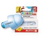 Alpine Oordoppen Kidspluggies - 1 paar