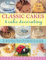 Classic Cakes & Cake Decorating