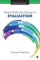 Mixed Methods Design in Evaluation