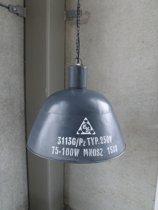 Industrielamp model EK - Hanglamp