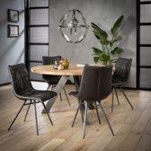 Meer Design Eettafel Cyllene 135cm