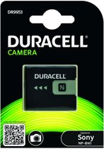 Duracell accu voor - SONY NP-BN1