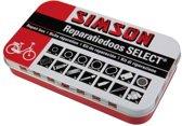Simson reparatiedoos Select op kaart