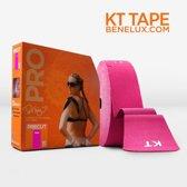 Kinesio sporttape kinesiotape 150 strips voorgesneden Roze / hero pink