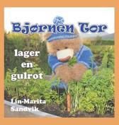 Bjornen Tor Lager En Gulrot